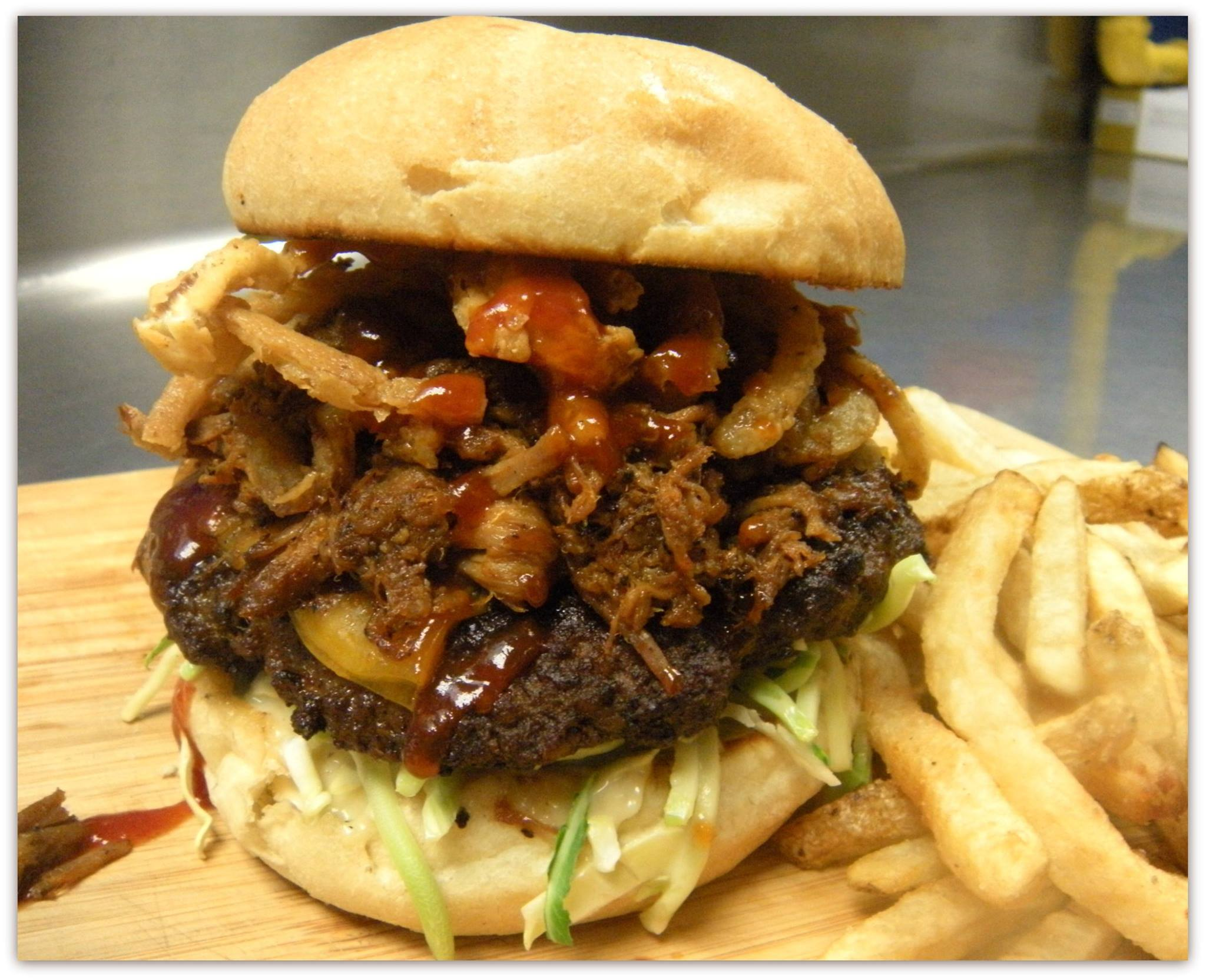 Temptation - The Gold Medal Burger